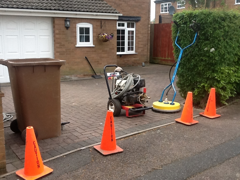 Driveway And Patio Cleaning Services Northants Workhistory