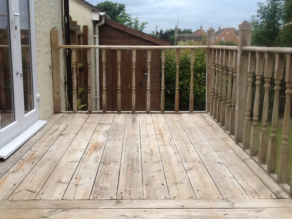 Driveway And Patio Cleaning Services Northants Work